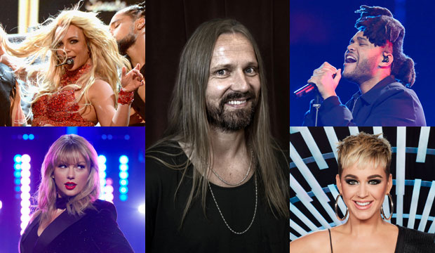 Max Martin has written for Britney Spears, The Weeknd, Taylor Swift, Katy Perry and more
