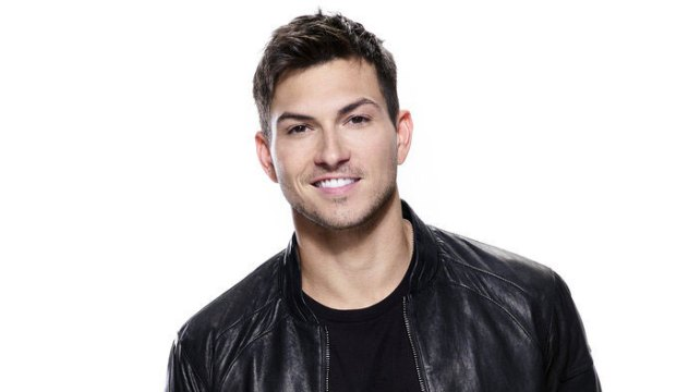 DAYS OF OUR LIVES -- Season: 54 -- Pictured: Robert Scott Wilson as Ben Rogers -- (Photo by: Chris Haston/NBC)