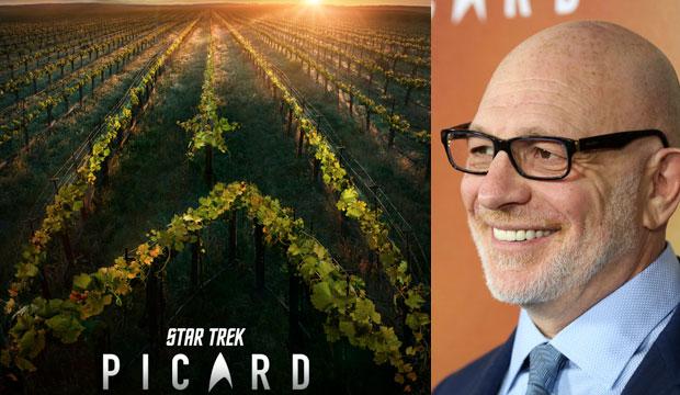 "LA Premiere of ""Star Trek: Picard"", Los Angeles, USA - 13 Jan 2020 Akiva Goldsman attends the LA Premiere of ""Star Trek: Picard"" at the ArcLight Hollywood, in Los Angeles"