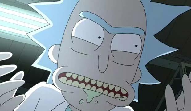 Kata kata bijak Rick and morty yang gula
