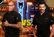 Jamie Lynch and Joe Sasto on Top Chef