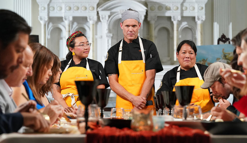 Top Chef 17 Recap Strokes Of Genius Inspired Artistic Dishes Goldderby
