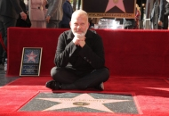 Ryan Murphy star on Hollywood Walk of Fame