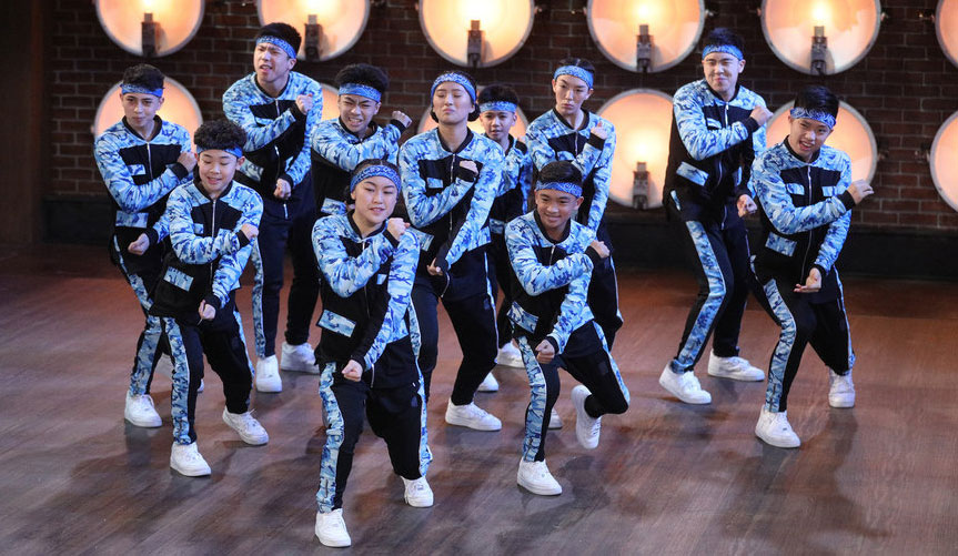Canadian hip-hop crew GRVMNT got a split decision on 'World of Dance' – do you think they deserve a chance? [WATCH]