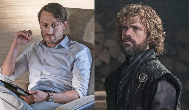 Kieran Culkin on Succession, Peter Dinklage on Game of Thrones