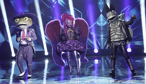 Frog, Night Angel and Turtle, The Masked Singer