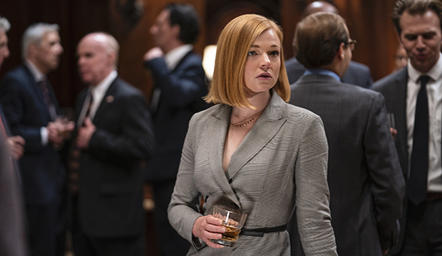 Sarah Snook, Succession