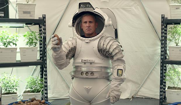 Steve Carell, Space Force