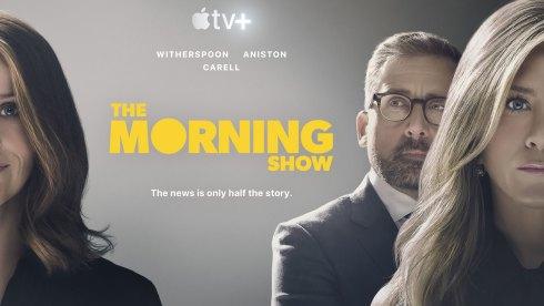 The Morning Show key art