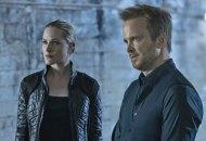 Evan Rachel Wood and Aaron Paul in Westworld season 3