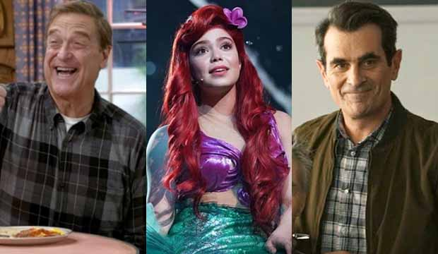 The Conners Little Mermaid Modern Family.'