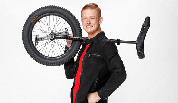 'America's Got Talent' exclusive clip: Daredevil Wesley Williams proves why he's the One Wheel Wonder [WATCH]