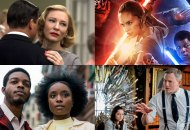 Carol, Star Wars The Force Awakens, If Beale Street Could Talk, Knives Out