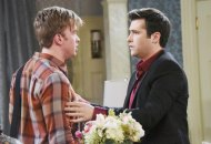 Chandler Massey and Freddie Smith on Days of Our Lives