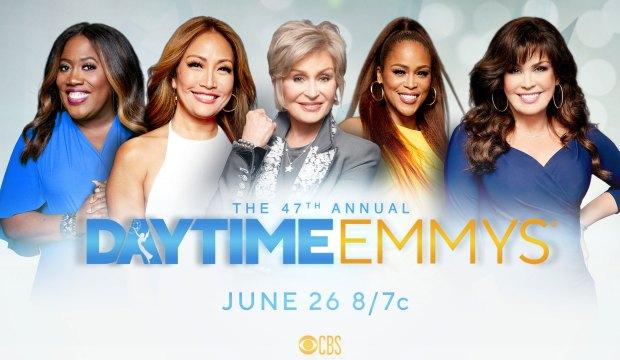 Daytime Emmy hosts