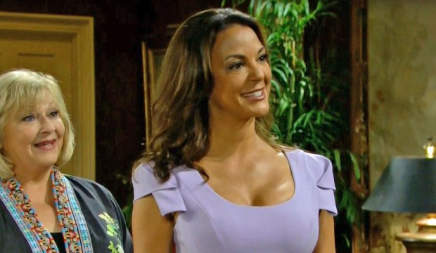 Eva Larue on The Young and the Restless