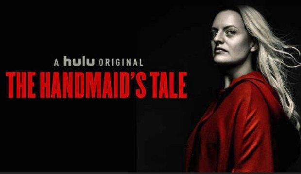 The Handmaids Tale key art