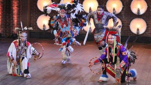 Indigenous Enterprise on World of Dance Qualifiers