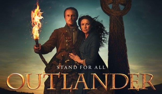 Outlander season 5 key art poster