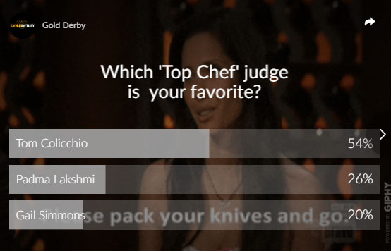 top chef poll results