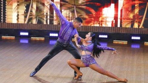 Jeefferson y Adrianita on World of Dance Duels