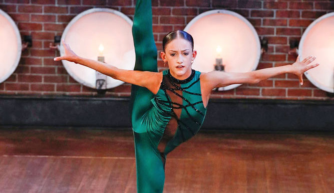 Keagan Capps World of Dance performance video: Qualifiers [WATCH ...