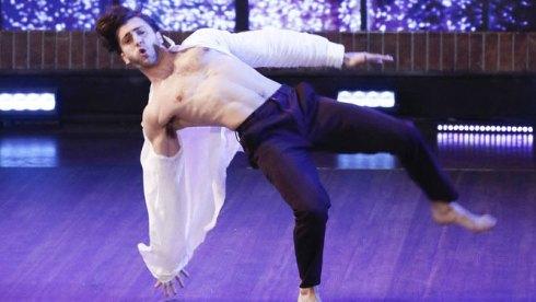 Kurtis Sprung on World of Dance Duels