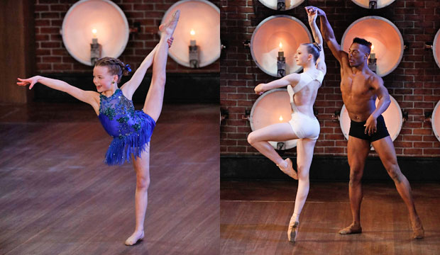 Savannah Manzel and Styles and Emma on World of Dance