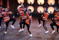 "WORLD OF DANCE -- ""Qualifiers"" Episode 402 -- Pictured: UPeepz -- (Photo by: Jordin Althaus/NBC)"