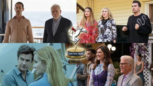 2020 Gold Derby TV Award nominees