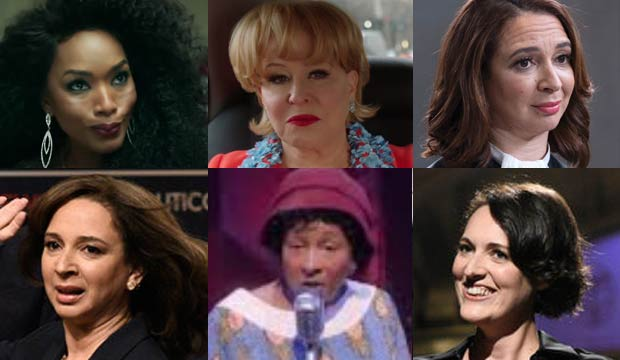 Comedy Guest Actress: Analyzing Emmy pros and cons for Angela Bassett, Bette Midler, Maya Rudolph (x2), Wanda Sykes, Phoebe Waller-Bridge