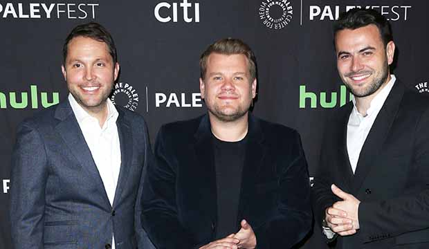 Rob Crabbe ('Late Late Show with James Corden' and 'Homefest') on 'bringing a little bit of levity, joy and positivity' [EXCLUSIVE VIDEO INTERVIEW]