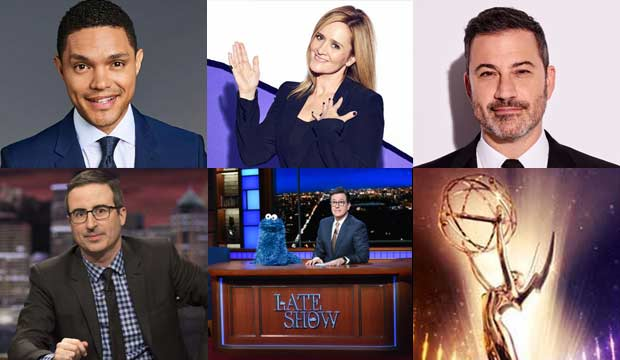 Variety Talk Series nominees: Emmys 2020 episode submissions revealed