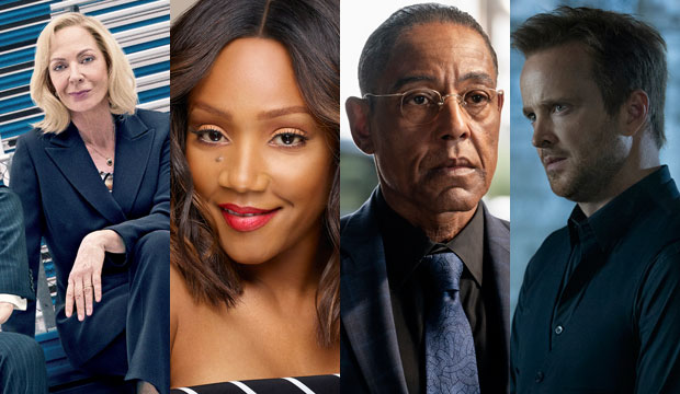 Who'll get the MOST Emmy noms for acting? Allison Janney, Tiffany Haddish and others on the ballots 4 or more times