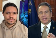 Andrew Cuomo on The Daily Show with Trevor Noah