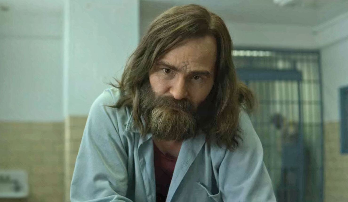 Will Damon Herriman ('Mindhunter') make a killing at the Emmys after playing Charles Manson TWICE last year?