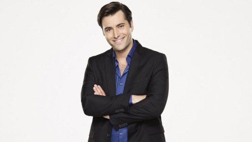 Freddie Smith on Days of Our Lives