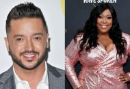 Jay Rodriguez and Loni Love