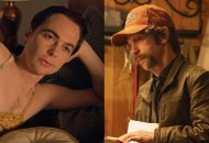 Jim Parsons in Hollywood and Tim Blake Nelson in Watchmen