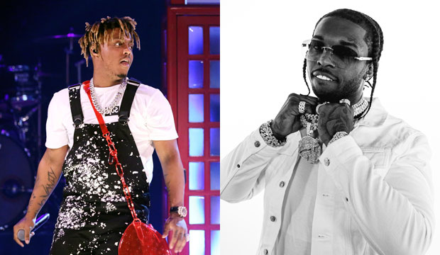 Juice Wrld Pop Smoke Posthumous Grammys For The Late Artists Goldderby