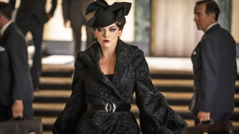 Natalie Dormer in Penny Dreadful City of Angels
