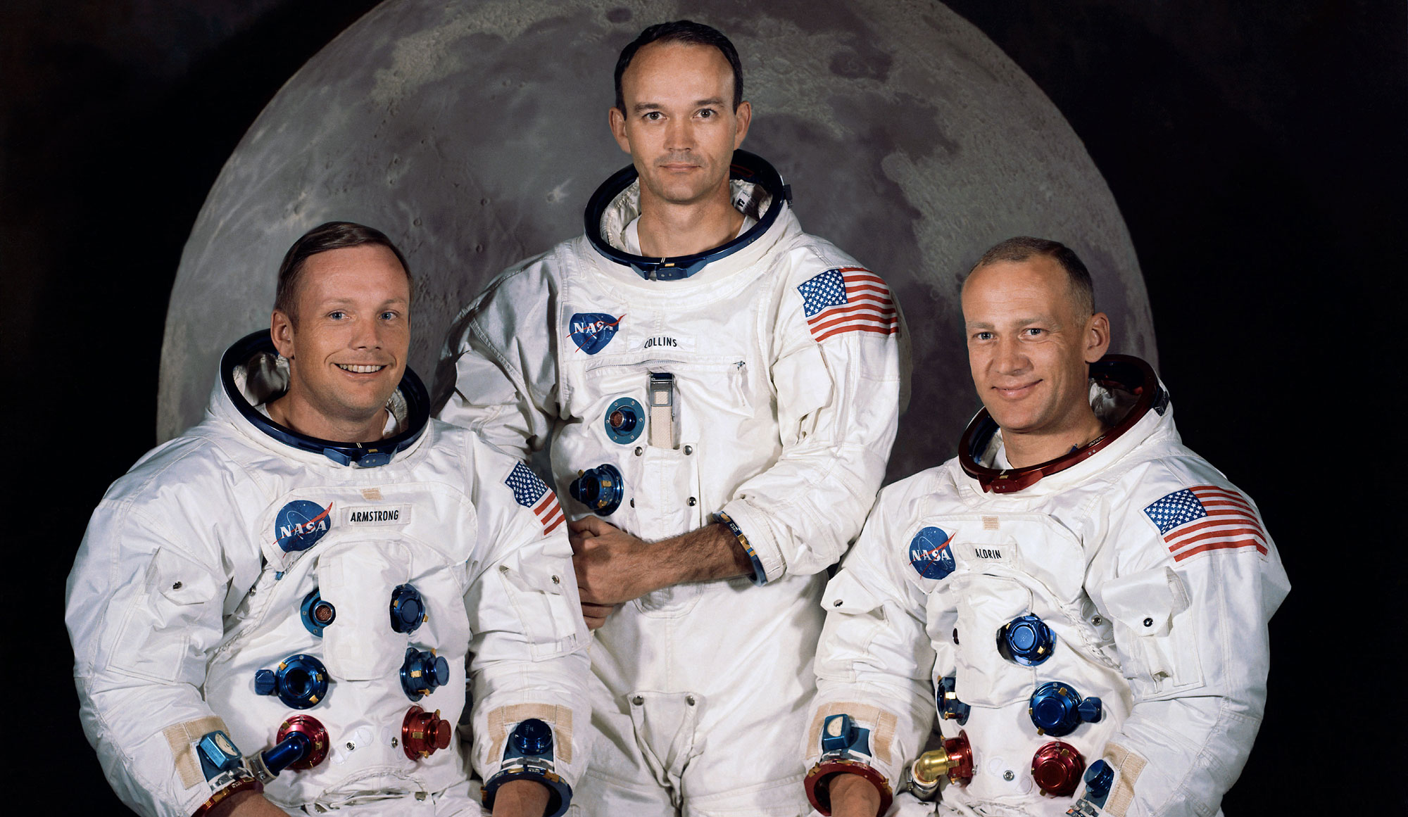 Buzz Aldrin and Michael Collins, Emmy winners? One small step for man, one giant leap for their cinematography in 'Apollo 11'
