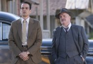 Daniel Zovatto as Tiago Vega and Nathan Lane as Lewis Michener in PENNY DREADFUL CITY OF ANGELS