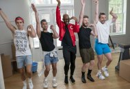 Queer Eye hosts Bobby Berk, Karamo Brown, Tan France, Antoni Porowski and Jonathan Van Ness