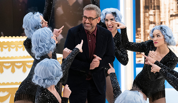 Steve Carell is the only Emmy nominee who can carry on that peculiar drama actor trend