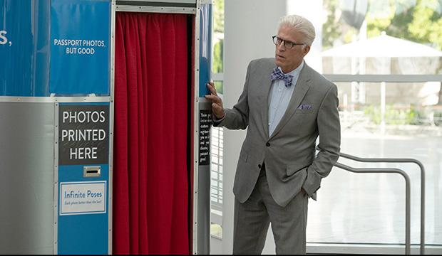 Ted Danson can extend his Emmy record once again with one final nomination for 'The Good Place'