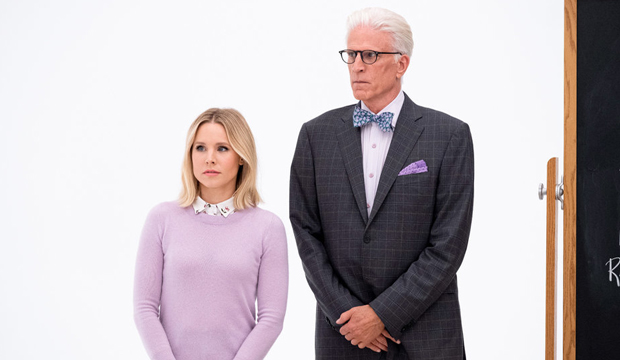 the good place kristen bell ted danson