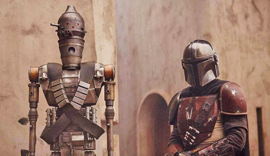 The Mandalorian Emmy Submissions 36 Entries For Disney Plus Series Goldderby