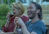 JANET MCTEER as HELEN PIERCE, TOM PELPHREY as BEN DAVIS in episode 302 of OZARK