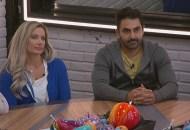 Janelle Pierzina and Kaysar Ridha, Big Brother 22